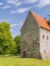 Borgeby Slott Royalty Free Stock Photo