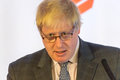 Stock Images Boris Johnson D