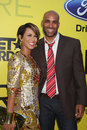 Boris Kodjoe, Nicole Ari Parker Stock Photography