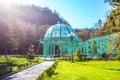 Borjomi park Royalty Free Stock Photo