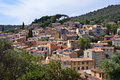 Bormes les mimosas village in france houses and roofs of mediterranean region commune the var department provence c te d azur and Stock Images