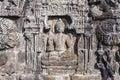 Borobudur Heritage in Yogyakarta, Indonesia Royalty Free Stock Photo