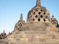 Borobudur temple this is part of s ruin is a th century mahayana buddhist in magelang central java indonesia built in the th Stock Photo