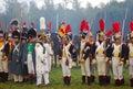 Borodino 2012 historical reenactment