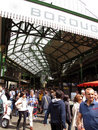Borough market, London Royalty Free Stock Image