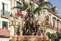 Borriquita Brotherhood, Holy Week in Seville