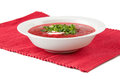 Borscht Soup Royalty Free Stock Photos