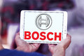 Bosch logo Royalty Free Stock Photo
