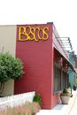 Bosco s resturant and brewing company overton square memphis tennessee Royalty Free Stock Photo