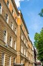 Bosnia and herzegovina presidency building in sarajevo Stock Photos