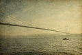 Bosphorus Bridge Stock Photography