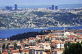 Bosphorus strait Stock Photography