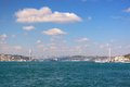Bosporus Sea Stock Photo