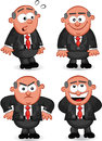 Boss Cartoons Stock Photos