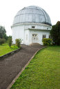 Bosscha observatory in Indonesia Royalty Free Stock Images