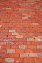 Boston clay brick flooring texture Massachusetts Royalty Free Stock Photo