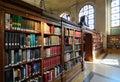 Boston Public Library Royalty Free Stock Photo