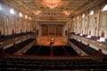 Boston Symphony Hall Stock Photo