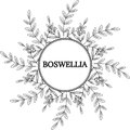 Boswellia, round frame 1