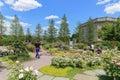 Botanic garden in Washington DC, USA