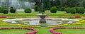 Botanical Garden of Vienna Royalty Free Stock Image