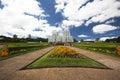 Jardín en brasil