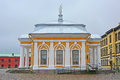 Botny house in Peter and Paul Fortress in Saint Petersburg, Russia Royalty Free Stock Photo