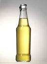 Bottle of alcoholic drink beer Stock Images