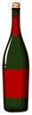 A Bottle Of Champaigne