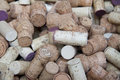 Bottle corks Royalty Free Stock Photography