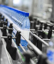 Bottle industry Royalty Free Stock Image