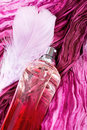 Bottle of parfum Stock Images