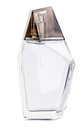 Bottle of perfume isolated over a white background Stock Photo