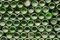 Bottles in recycle center Stock Photo
