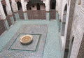 Bou Inania Medrese, Meknes, Morocco Royalty Free Stock Photo