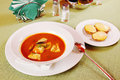 Bouillabaisse Royalty Free Stock Photography