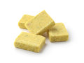 Bouillon cubes Royalty Free Stock Photo
