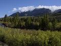 Boulder Mountains Royalty Free Stock Photo