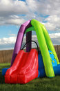 Bounce House Stock Images