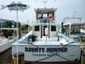 Bounty Hunter Charter Boat Royalty Free Stock Photo
