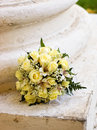 Bouquet of bride Royalty Free Stock Photography