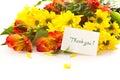 A Bouquet Of Chrysanthemums An...