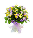 Bouquet of flowers Royalty Free Stock Photo