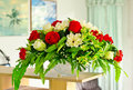 Bouquet of flowers. Stock Image