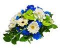 Bouquet Of Gerberas, Chrysanth...
