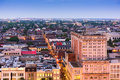 Bourbon Street Skyline Royalty Free Stock Photo