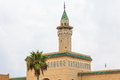 Bourguiba mosque in Monastir Royalty Free Stock Photo