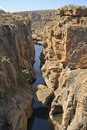 Bourke's Luck Potholes, Blyde River Stock Images