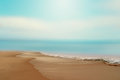 Bournemouth beach dorset england uk in in the summer Royalty Free Stock Images