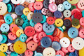 Boutons color�s Images stock